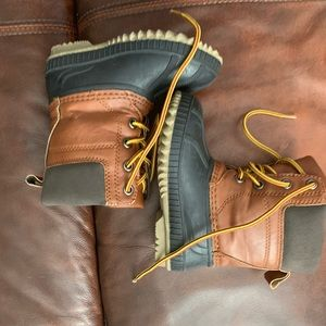 Gap duck boots 3M thinsulate 7/8